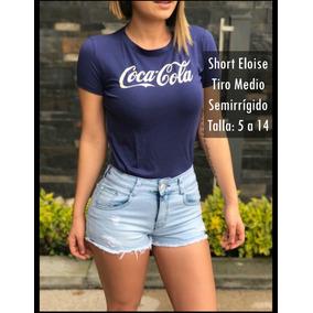 Shorts Mujer - Jeans en Bogotá D.C. al mejor precio en Mercado Libre ... 053732c85dc0