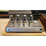 Amplificador Estereo Valvular Leben Cs-1000p