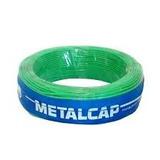 Cabo Flexível 1,5 Rolo Com 100 Mts Verde Metalcap- Promoção