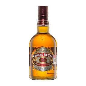Whisky Chivas Regal 12 Años 750ml
