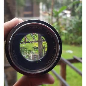 Lente Nikon 50mm F1.4 Retratos Super Luminoso