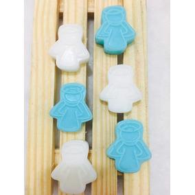 40 Mini Sabonetes Anjinhos