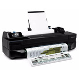 Impressora Miniplotter Hp Designjet T120 24 Polegadas -25kg