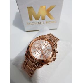 Michael Kors Mk5605 Dourado Top De Vendas 5 Anos Garantia. 16. 156 vendidos  - São Paulo · Relógio Feminino Mk Fosco Rose Prata Preto Dourado Brilhante 480036c061