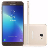 Celular Samsung J7 Prime 2 32gb Dourado + Tv Digital