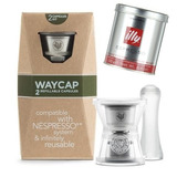 Nespresso Capsulas Reutilizables Inox Way Cap Made In Italy
