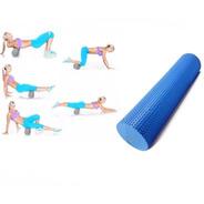 Rodillo Roller Grande Ejercicio Rollo De Yoga Foam Miyagi