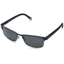 Gafas De Sol Fossil Fos3000ps - Lente Negro Marco Negro