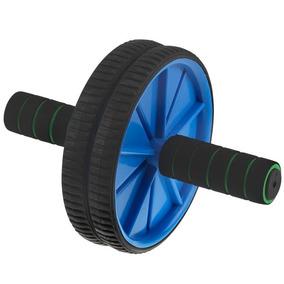 Roda Para Exercícios Abdominal Lombar Exercise Wheel +apoio