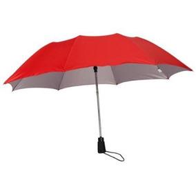 Futai 20002uv053 Protección Uv Sundefyer Paraguas - Rojo