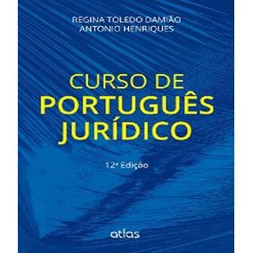 Curso De Portugues Juridico - 12 Ed