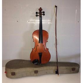 Violino Antigo Antonius Stradivarius 1712 Estojo Original