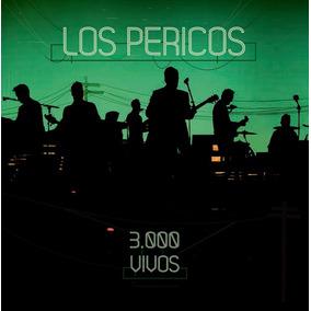 Pericos 3000 Vivos Cd + Dvd Nuevo Los Pericos Reggae