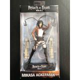 Attack On Titan - Ataque A Los Titanes - Mikasa Ackerman