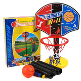 Mini Canasta Tablero Baloncesto Ajustable Aro 4 Etapas Nba