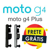 Botao Power Externo Moto G4 Xt1626 / G4 Plus Xt1640 Original