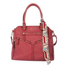 Cartera Mujer Hush Puppies Bow Bag  Rojo