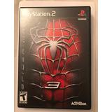 Spiderman 3 Ps2 Perfecto Estado