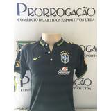 * Seleção Brasileira # Polo ( Verde Musgo - Nike ) ***