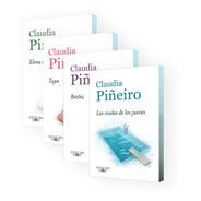 Clarín Colección Claudia Piñeiro Set De 4 Libros