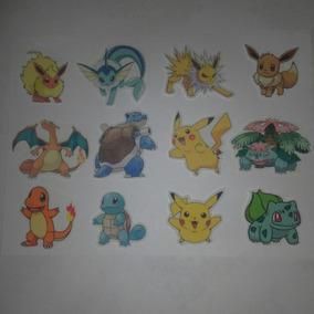 Pokemon Go Parches Sublimados Para Pegar Con Plancha O Coser