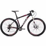 Bike Fuji Tahoe 29 1.1 T 19 Suspensao Fox Eixo 15mm