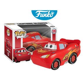 Rayo Mcqueen Disney Pyxar Funko Pop Pelicula Cars Carreras