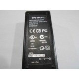 Fonte Switch Ac/dc Sps-06c9-2 Bivolt 50-60hz 9v N39-9