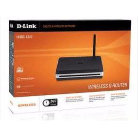 Roteador Wireless D-link Wbr 1310 Americano Longo Alcance