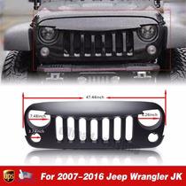 Parrilla Angry Bird Jeep Wrangler 2007-2016
