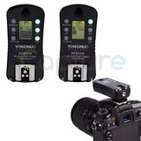 Radio Disparador Remoto Yongnuo Rf605 Flash Nikon Canon Niss