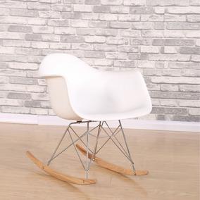 Promoción Silla Tipo Mecedora Minimalista Eames Rar