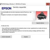 Reset Para Impresora Epson L210 Y Otros