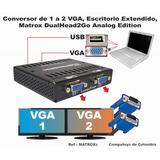 Computoys17 Matrox Para 2 Monitores Edicion Analoga Zmatroxc