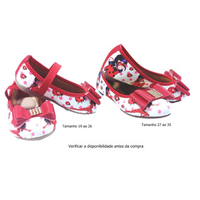 Festa Infantil Temático Sapatilha Ladybug