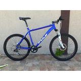 Bicicleta Montañera Fuji Tahoe Rin 26 Freno Disco Shimano