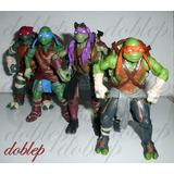 Tortugas Ninja Tortuninjas Playmates Toys Original Doblep