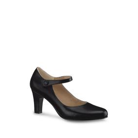 Zapatilla Mary Jane Mujer Negro 2025803