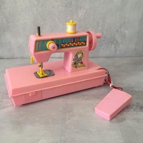 Máquina De Costura - Brinquedo Antigo