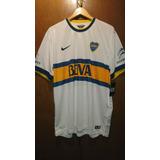 Camiseta Boca Suplente 2014/15 Original Nueva Con Etiquetas