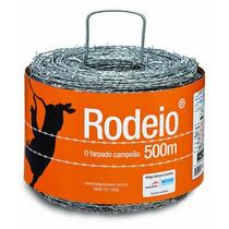 Arame Farpado Rodeio 250 Mts - Telas Cupecê