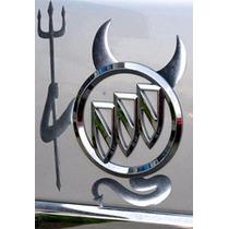 Etiqueta Diablo Todos Los Autos Insignias Envgrt Black Goth