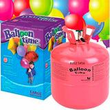 Kit De 50 Globos Con Tanque De Helio. Ballon Time .
