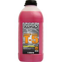 Aditivo Radiador Rosa Concentrado T5 - Radnaq - 1 Litro