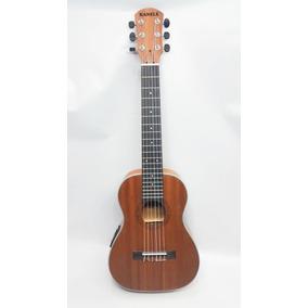Guitarlele Ukelele Kl30e Kanele C/funda Electroacustico