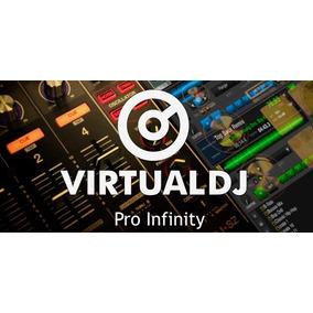 Licencia Virtual Dj 8 Pro Infinity/el Mejor Precio!!