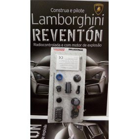 Amortecedor Lamborghini Reventon Planeta Deagostini