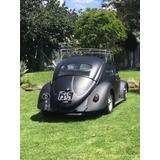 Volkswagen Escarabajo Oval Ragtop 1957
