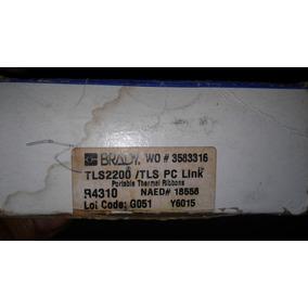 Cinta Termica Brady Para Impresora Tls 2200 (ribbon)