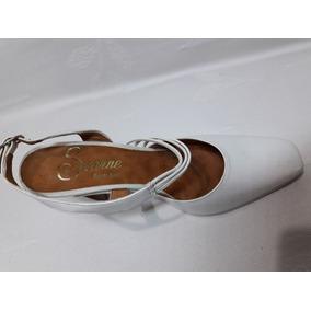 Zapato Dama Cuero Scarpe